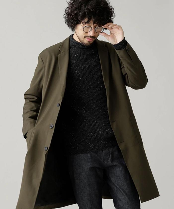 【ナノ・ユニバース】クリエイターズ TRチェスターコート